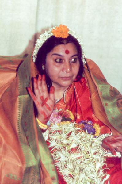 Shri Fatima Puja, 1981, India