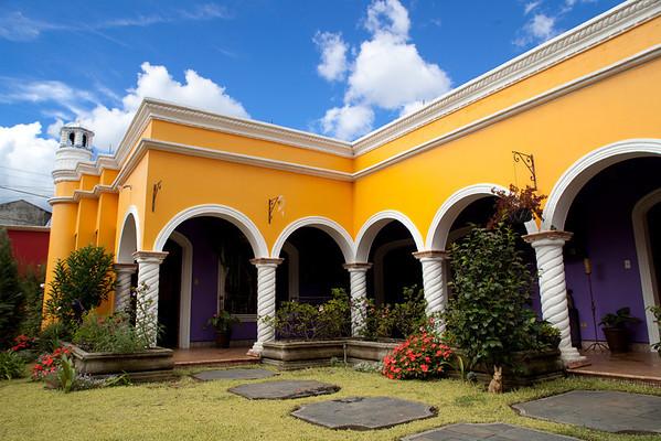 Jorge Mario's Home