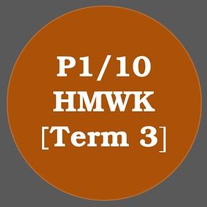 P1/10 HMWK T3