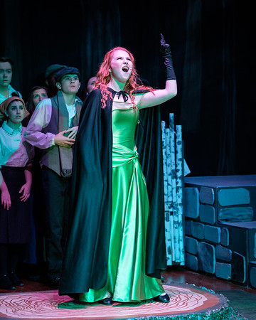 2017-2018 NHRHS Into the Woods Performance