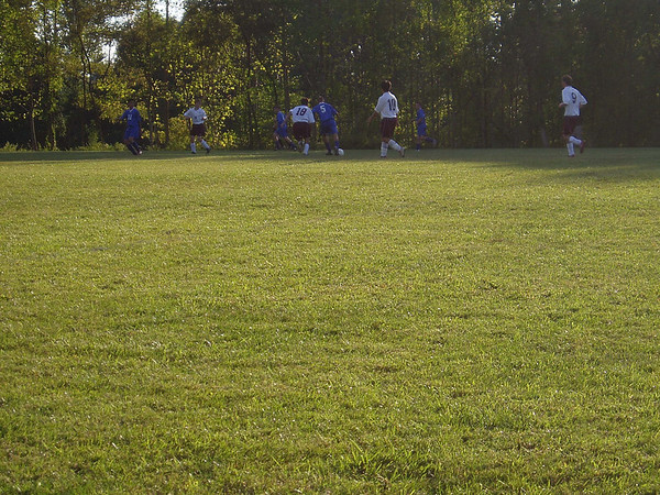 JV Soccer vs. Woodberry Forest