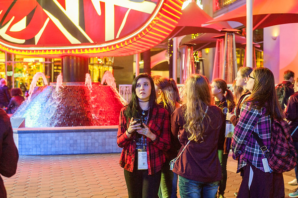 Day Two - Universal Citywalk