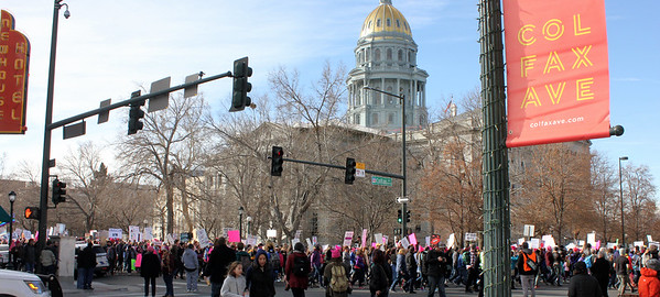 Denver Women's March 1.20.18