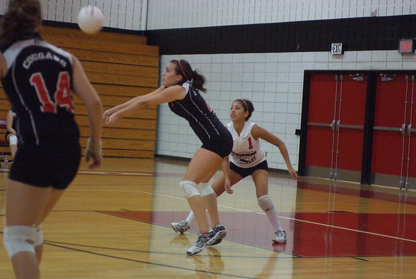 Quince Orchard Girls Varsity Volleyball 2008
