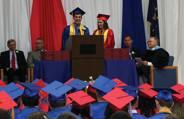 West Noble Graduation