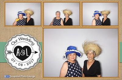 Loida & Alberto's Wedding - July 8th, 2017