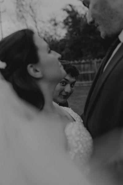 Mr. and Mrs. Christine