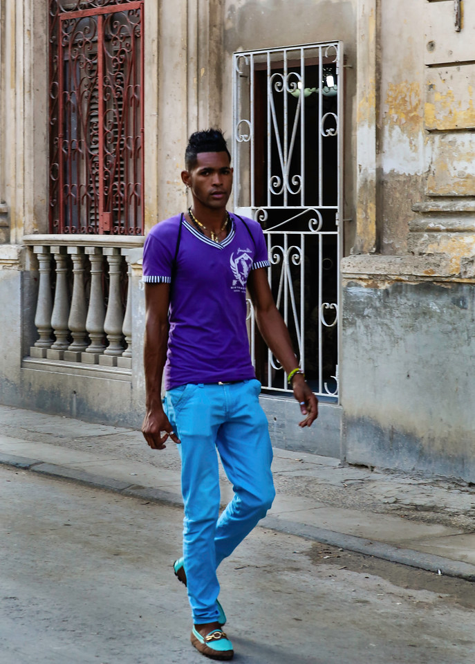 Cuban Hipster
