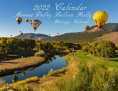 2022 AVBR Calendar