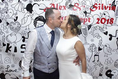 Alex y Silvia 15/09/2018