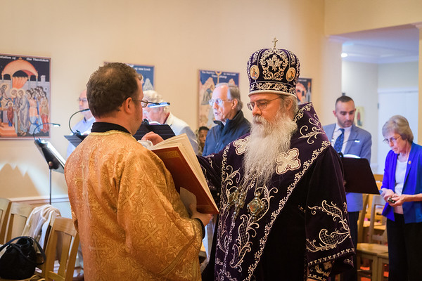 Great and Holy Wednesday: Presanctified Liturgy