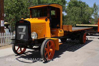 Antique Truck Show 2012