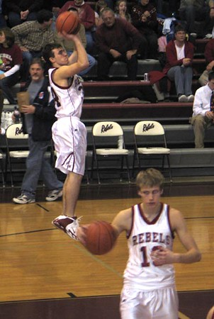 SNHS Boys Basketball vs NN 2006