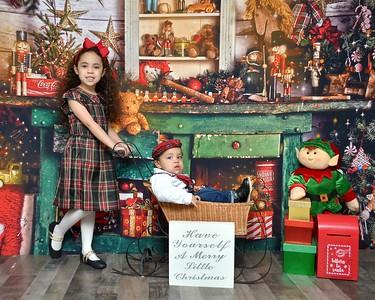 Elena & Jeremiah Christmas 2020