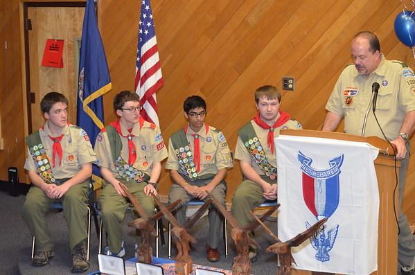 1.7.15 Quadruple Eagle Court of Honor