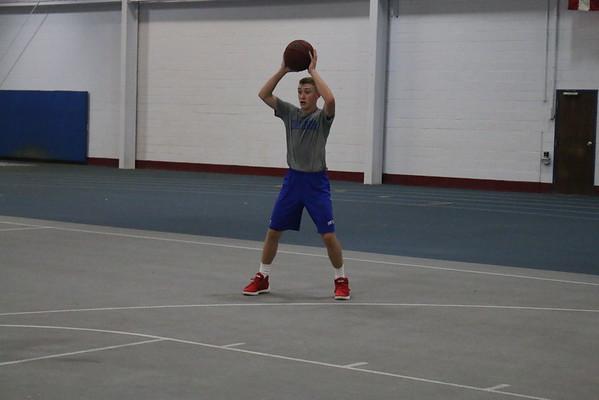 PG Basketball Practice - Aug 21
