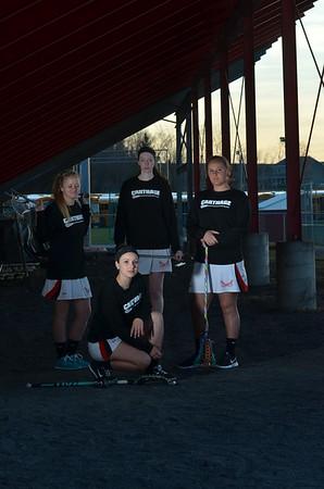 VG Lacrosse Captains 2015