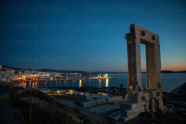 Greece and the Island of Naxos