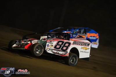 OctoberFAST Albany-Saratoga Speedway - 10/6/2020 - Matt Sullivan