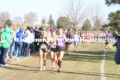 2020 Class 1A state cross country