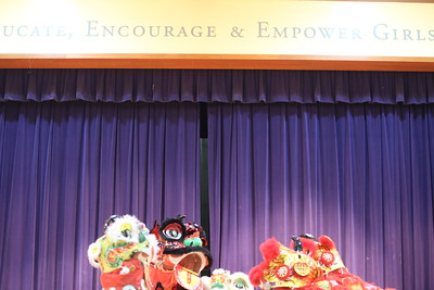 Third-Grade Lion Dance | February 9, 2017