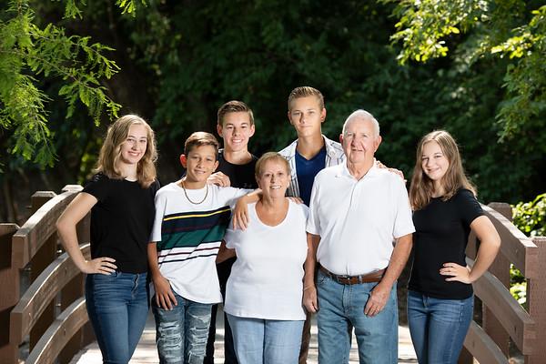 Janos Family Summer 2019