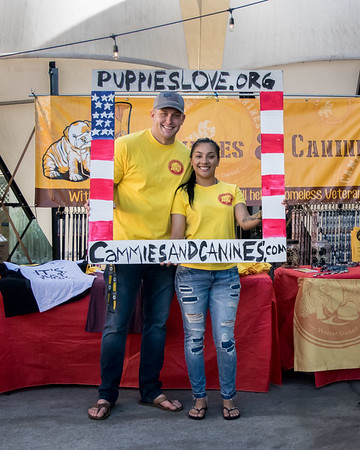 Cammies & Canines: Hops & Shops Fundraiser