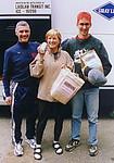 1999 Alberni 10K - Bob and his Bonus Buds!