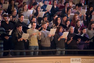 Choral Festival Rehearsal 2015