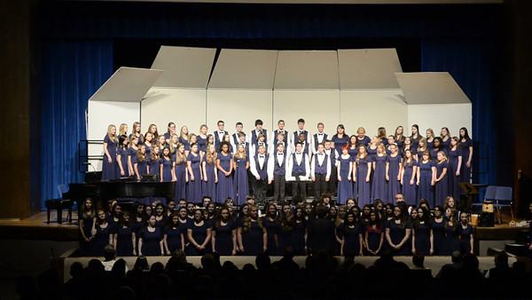 WHS Winter Concert 2013