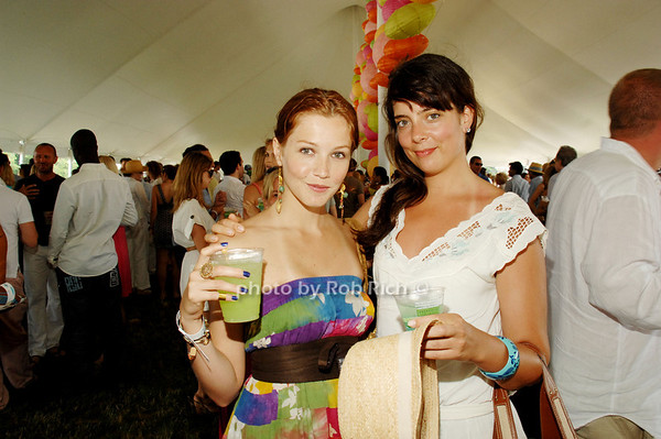 Wendy WOlf and Laura Egan