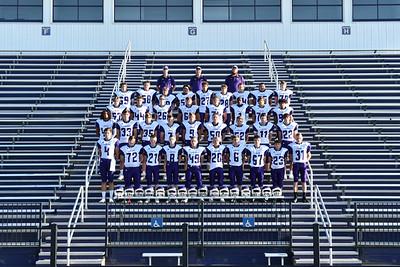 Laker Football Team and Individual 2019-2020