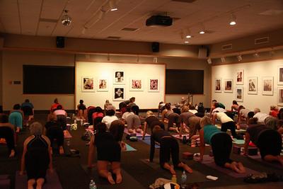 Yoga+Dali, Salvador Dali Museum