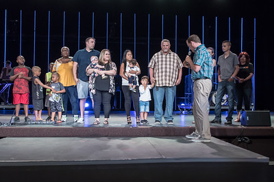 Child Dedication - May 2017