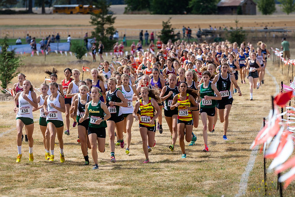 2018 Ash Creek XC Race