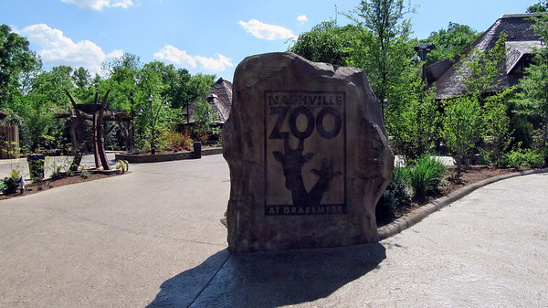 Nashville Zoo April 2016