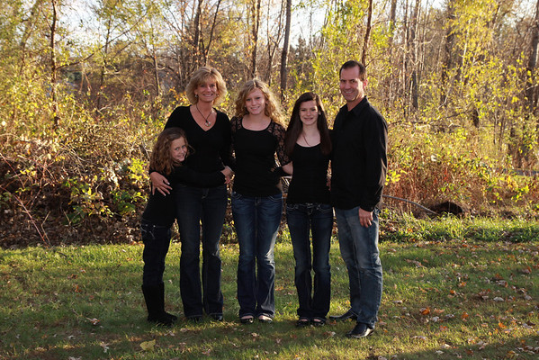Lynne and Family 2010