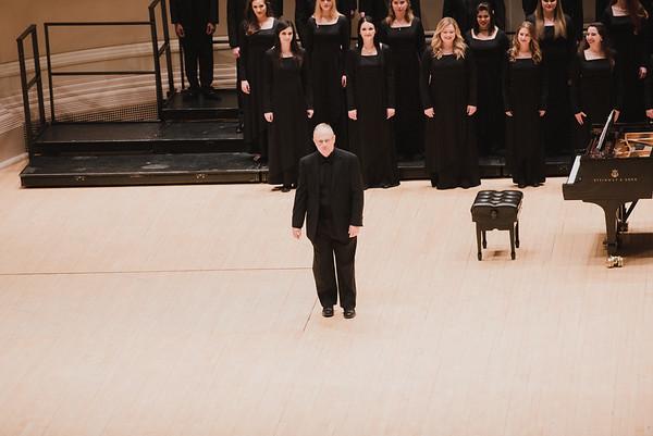2018: 4-8 Carnegie Hall - Wind Songs