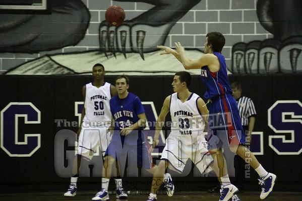 Basketball 2010 - 2011