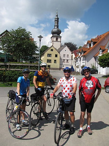 Bicycling Bavaria's Back Roads Plus! the Austrian Alps