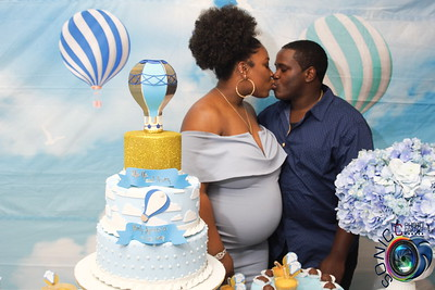 SEPTEMBER 21ST, 2019: CHARLES & CAROLYN'S BABY SHOWER