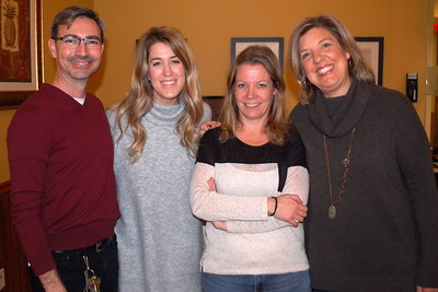Triton Faculty Holiday Luncheon 2018