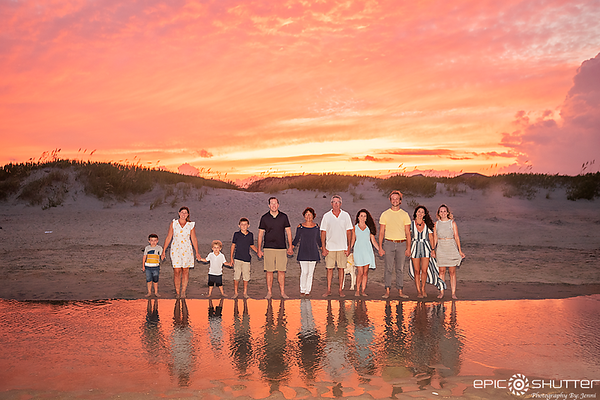 Salvo Family Portraits, Hatteras Photographers