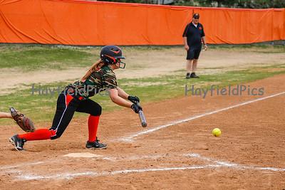Softball Marshall 4/14/14