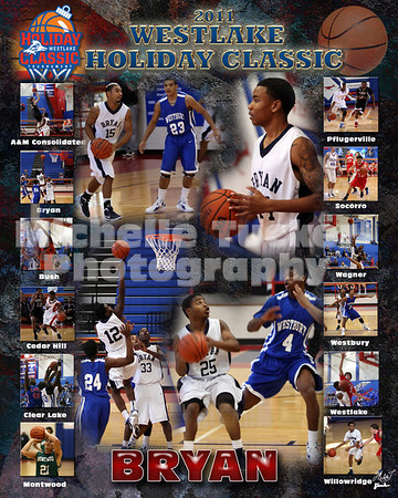 2011 HOLIDAY CLASSIC DEDICATED GALLERIES