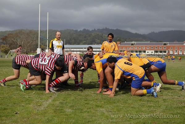 jm20120906 Rugby U15 - Rongotai v Westlake _MG_3398 WM
