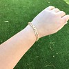 Vintage French Ruby & Diamond Serpent Bracelet 13