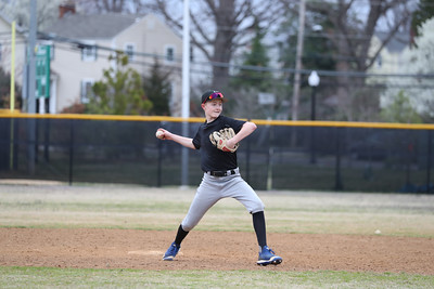 Wakefield JV Baseball (12 Mar 2020)