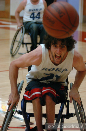 Cal State East Bay Wheelchair Basketball Tournament (2)
