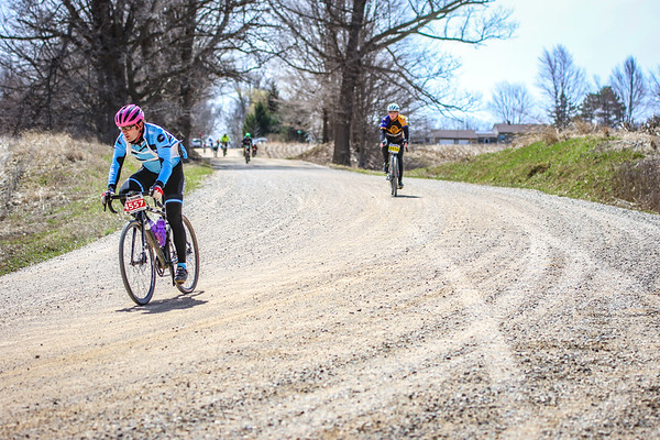 2019 Barry-Roubaix - 5 Miles to go!